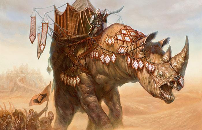 Siege Rhino